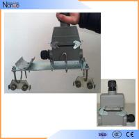 Plug And Play Mobile C-Rail Crane Cable Trolley For I Beam Festoon System Manufactures