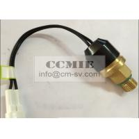 Hydraulic oil Sensor CAT Spare Parts , E200 / E300B CAT excavator parts Manufactures