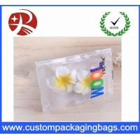 Printed Gravure Printing Pvc Cosmetic Bag Custom Packaging Bags For Underwear Manufactures