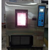 Accelerated Circulation System Climatic Uv  Xenon Aging Test Chambers 280-400nm High Temperature Aging Chamber Manufactures