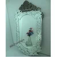 Europe Design Venetian Wall Mirror Combination Framless Type 4mm Silver Mirror Manufactures