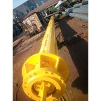Construction Friction Or Interlocking Type Kelly Bar Drilling Tools , Rotary Piling Rig Parts Manufactures