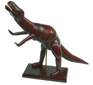 Dinosaur / Diplodoucus Animal Manikin Wooden Artist Model Chinese Juniper Material Manufactures