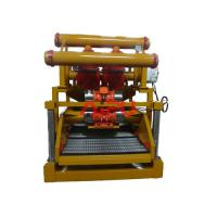HDD fluid recycling Hunter series mud cleaner for sale at Aipu solids control Manufactures