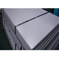 Quality High Temperature Oxidation Resistance Stainless Steel Plate , Excellent Material SS Sheet for sale