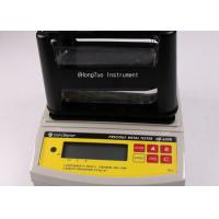 3000g Gold Testing Equipment Digital Density Meter European Type For Mining Industry Manufactures