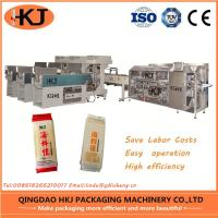 High Quality Automatic Noodle Pillow Packing Machine with Three Weighers Manufactures
