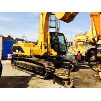 6 Cylinders Second Hand Construction Machinery Mining Excavator No Heavy Smoking Manufactures