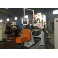 Diameter 600mm Wedge Wire Screen Welding Machine , Wire Mesh Making Machine Manufactures