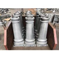 Ht150-250 Grade Cast Gray Iron Bollard Resin Sand Castings Iso Approved Manufactures