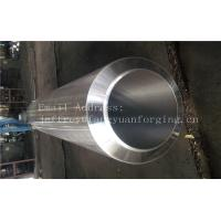 S355NL Hot Rolled Forged Bar Forged Sleeves Pipe With PED Certificate Machined Manufactures