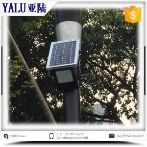 500C Waterproof  LEDSolarFloodLightSolarPowered Motion SensorFloodLight Manufactures