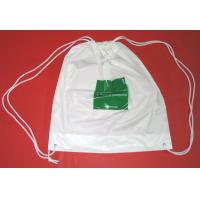 Quality Waterproof Drawstring Plastic Backpack Bag With Factory Price For Travelling , for sale