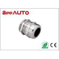 Brass / Aluminum PG Cable Gland  IP68 For Wires Connector Stainless Steel UL Certificate Manufactures