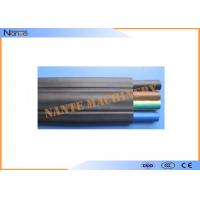 Butadiene Acrylonitrile Rubber Flat Electrical Cable Special Polychloreprene Manufactures