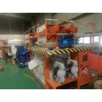 ISO9001 Customized 500L/H Iron Removal System For Water Filter / Softening Tank Manufactures