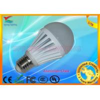 FCC, CE Certificate E27 3w / 4w / 5w / 7w Dimmable LED Light Bulbs for counter lighting Manufactures