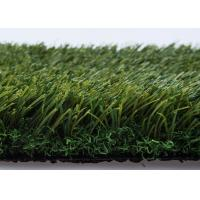 China 50mm Landscaping Artificial Grass U Shape Residential Artificial Grass For Yard on sale