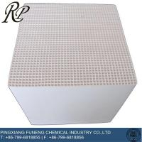 Car Exhaust Honeycomb Ceramic Catalyst Carrier Manufactures