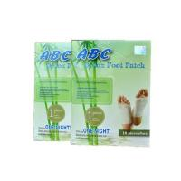 ABC Detox Sleeping-Aid Foot Patch Better Than Japanese Detox Foot Patches Manufactures