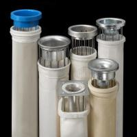 reverse air PPS needle filter felt or filter cloth Manufactures