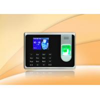 Fingerprint access control with Li - Battery / self - service report and desktop mount for optional Manufactures