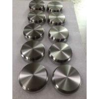 Quality zirconium round targets for sputtering coating for sale