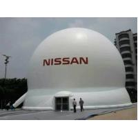 420D Oxford Customized Shaped Inflatable Outdoor Tent For Outdoor Activity / Community Manufactures