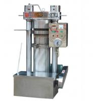 Seeds Nuts Oil Press Machine Manufactures