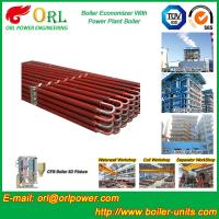 Power Station Boiler Electric Water Boiler Spare Part LPG Industry Boiler Economiser Manufactures