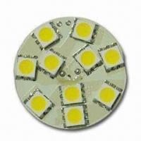 0.8 to 1.2W SMD LED with Long Lifespan and 25 to 30lm Luminous Flux, OEM/ODM Orders Welcomed Manufactures