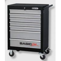 three layers Tool Trolley with grid WG-03 Manufactures