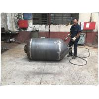 Carbon Steel Vertical / Horizontal Air Receiver Extra Replacement Tank For Air Compressor Manufactures
