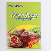 Household Using PET Plastic Oven Cooking Bread Roasting Bags Manufactures