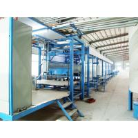 Buy cheap Continuous Sponge Cutting Machine , Foam Production Line For Furniture / Pillow from wholesalers
