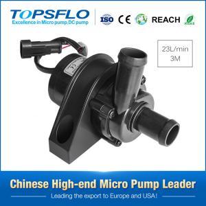 TOPSFLO -40°C-125°C 12V or 24V DC Brushless Circulating Pump Motor for Bus Manufactures