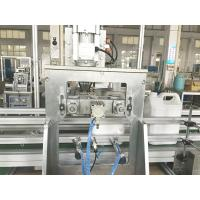 Full automatic PET HDPE PP plastic bottle mouth neck Cutting deflashing machine Manufactures