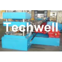 2 - 4mm W Beam Wave Guardrail Roll Forming Machine for Making Highway Guardrail Manufactures