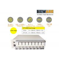 Neware dual range battery testing system for 5V6A & 5V12A Manufactures