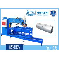 Buy cheap Car Alusil Oil Tank Straight Rolling Seam Welding Machine from wholesalers