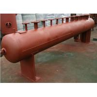 0.5MPa Shell And Tube Heat Exchange Equipment Carbon Steel Q345R Material Manufactures