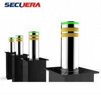 Buy cheap Road Traffic Safety Parking Electric Automatic Rising Bollard from wholesalers