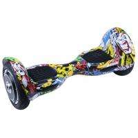 Portable Red Electric Self Balancing Unicycle Skateboard With 2 Wheels Manufactures