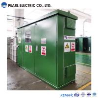 Outdoor Substation transformer used for industrial district Manufactures