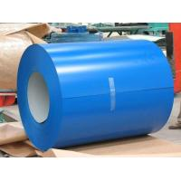 RAL5012 Prepainted Steel Sheet Coil 0.30 X 1220 0.60 X 1220 ISO Certification Manufactures