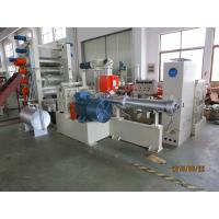 5 Roll Plastic Calendering Machine , Pvc Sheet Making Machine 720mm Width Manufactures