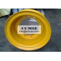 XCMG Wheel Loader LW600KN Wheel Hub Replacement , Steel Wheel Hub Assembly Manufactures