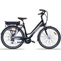 China Adults Electric Powered Bike City E - Bike 700 x 45C with 36V 10Ah Lithium Battery on sale
