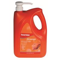 Industrial Hand Cleaner,Swarfega Orange Heavy Duty Hand Cleaner For Grease / Ingrained Oil / General Grime Manufactures