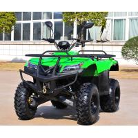 EPA Utility Quad 250CC Utility ATV Four Wheelers For Adult , Chain Drive Manufactures